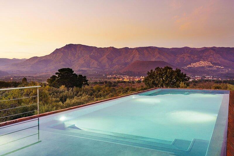 Villa Kali - Castiglione Di Sicilia, holiday rental in Malvagna