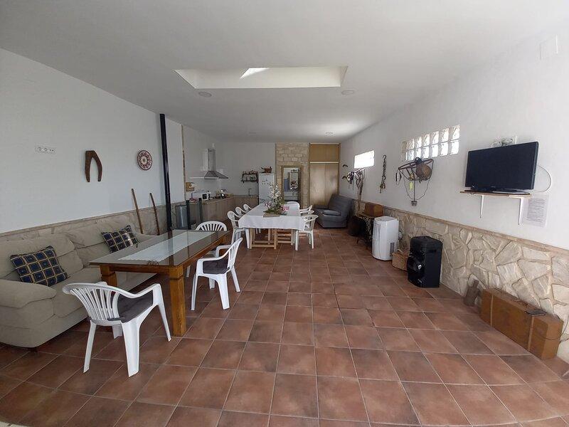 LOFT BATALLA NAVAS DE TOLOSA 1212, holiday rental in Linares