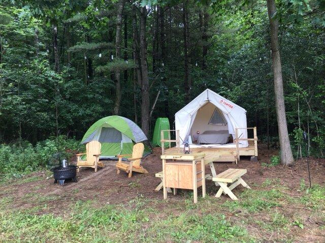 Tentrr Signature Site - Dreamroad Farm Pine Tree, aluguéis de temporada em Mayfield