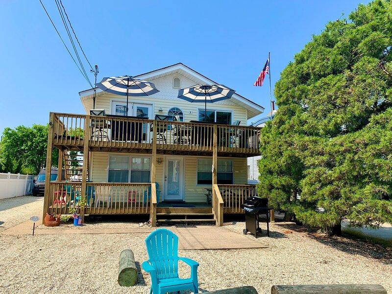 SURF CITY, LBI (LONG BEACH ISLAND, NJ)  7 HOUSES F, casa vacanza a Surf City