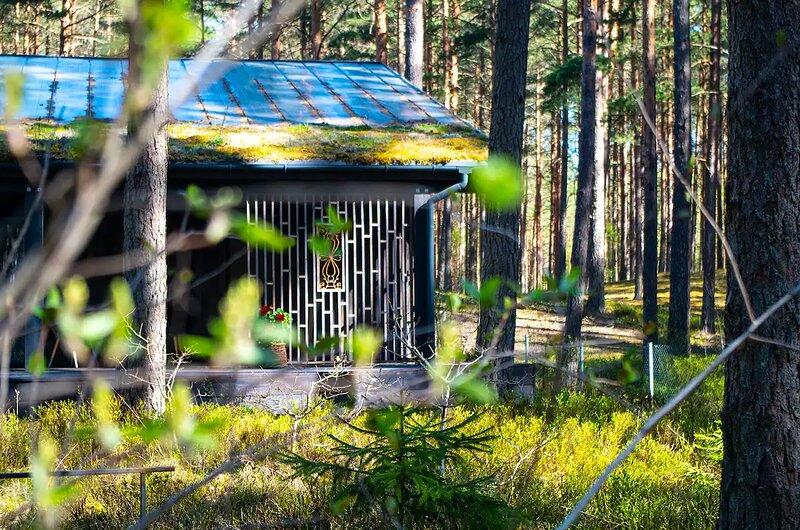 Rabarberi LV #R2 - Forest like Feeling, vacation rental in Vidzeme Region