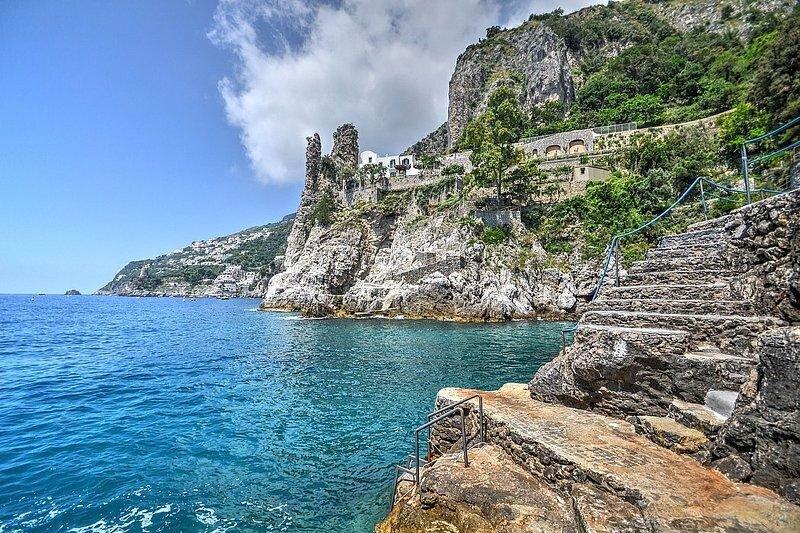 Villa Alba - Furore , Amalfi Coast, holiday rental in Furore