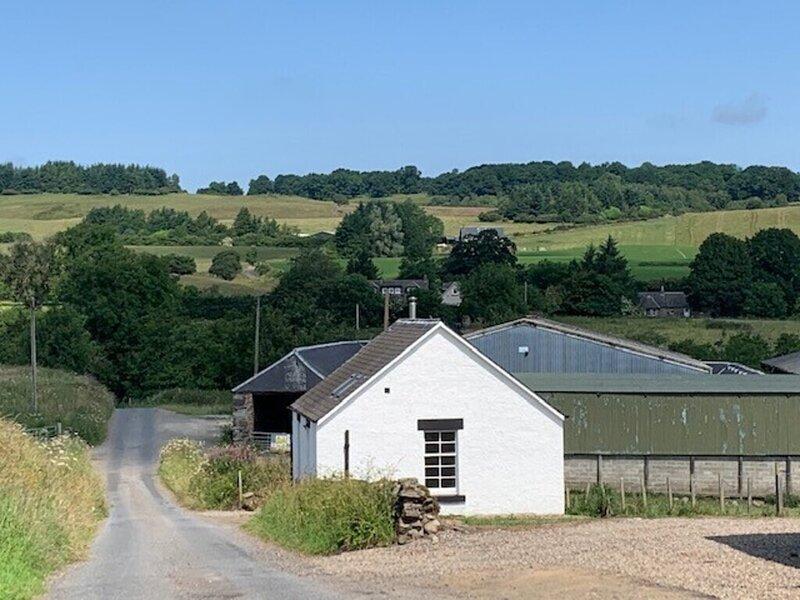 Traditional bothy accommodation, aluguéis de temporada em Blairgowrie