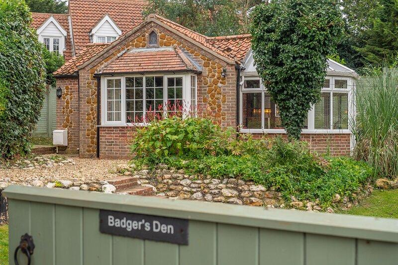 Badger's Den, vacation rental in Ingoldisthorpe