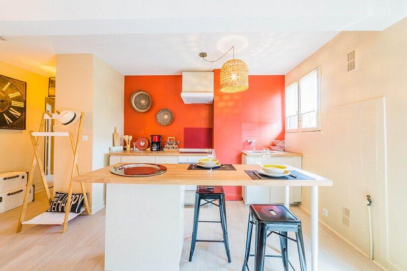 GRIVEL #1 - Studio avec balcon - 1 Chambre, holiday rental in Saint-Hilaire-Peyroux