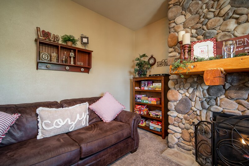 Living Room - Family Board Games