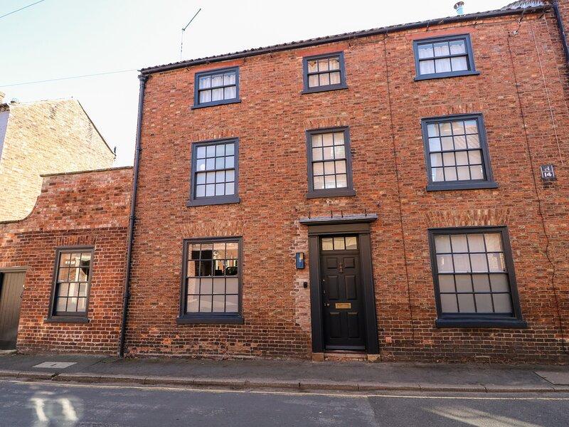 12 Banks Street, Horncastle, alquiler vacacional en Tetford