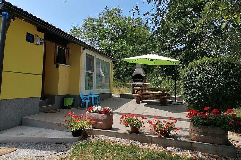 Two bedroom house Tounj, Gorski kotar (K-17577), vacation rental in Ogulin