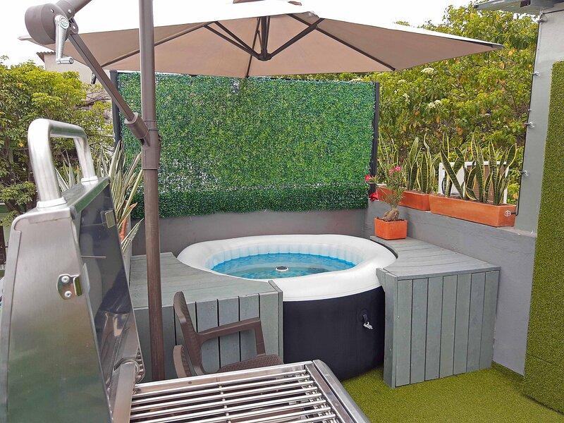 Apartamento loft privado con terraza y jacuzzi, holiday rental in Rivera