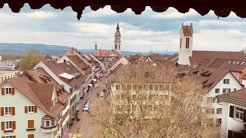 herziges Apartment mitten im schönen Thurgau, Ferienwohnung in Kanton Thurgau