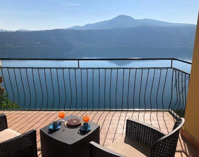 Dimora Diamante del Lago, location de vacances à Pavona