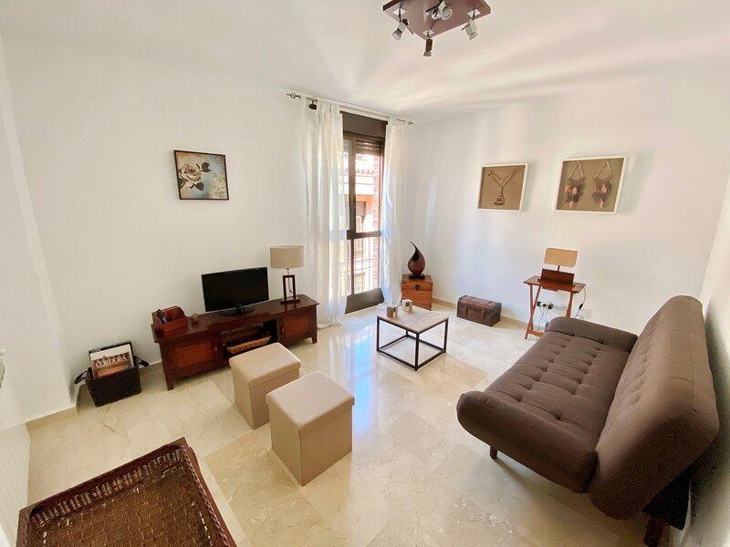 Apartamento Plaza España, Las Rozas., location de vacances à Galapagar