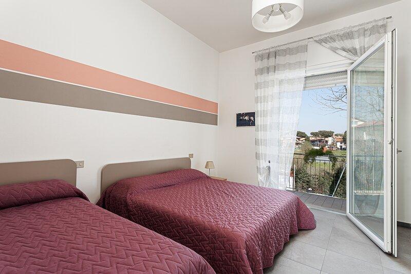 Nicola House 'Il Fenicottero', aluguéis de temporada em Tagliata