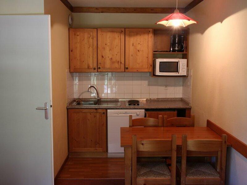 2 pièces 4 personnes idéalement bien situé, holiday rental in Modane