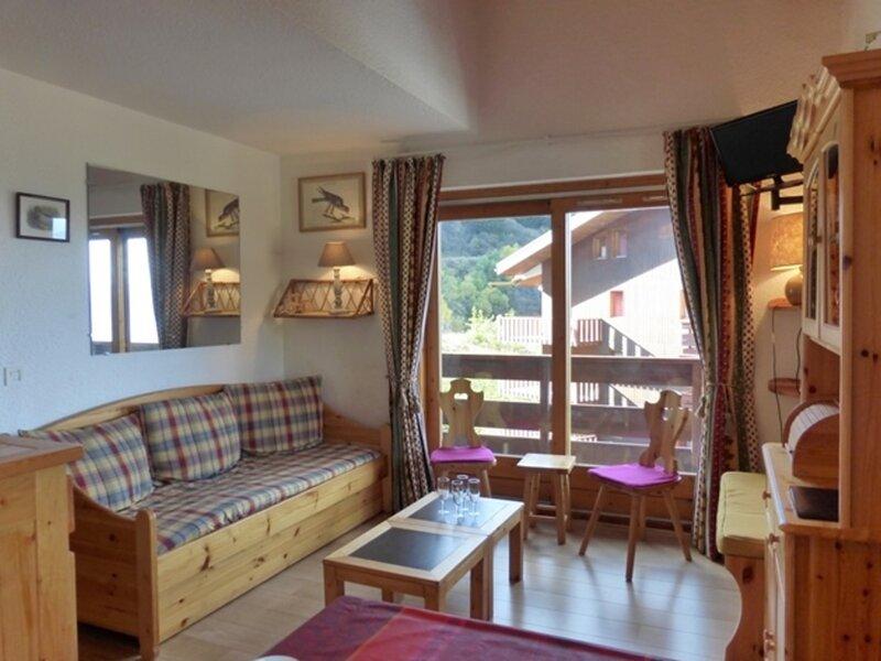 Appartement 3 pièces pour 8 personnes à Meribel Mottaret quartier du Hameau au, vacation rental in Meribel Mottaret