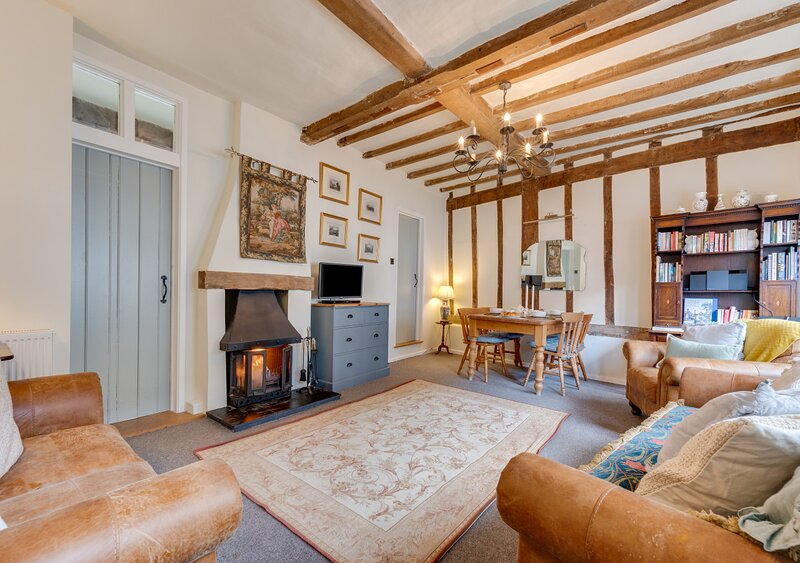 Coppers, holiday rental in Lavenham