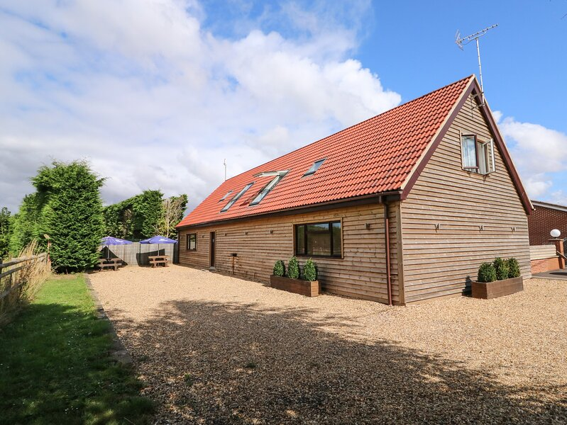 Manor Barn, Upwell, holiday rental in Upwell