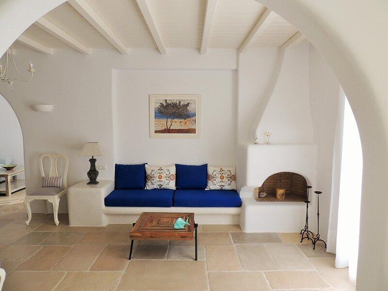 Thalassa Villa, alquiler de vacaciones en Ios