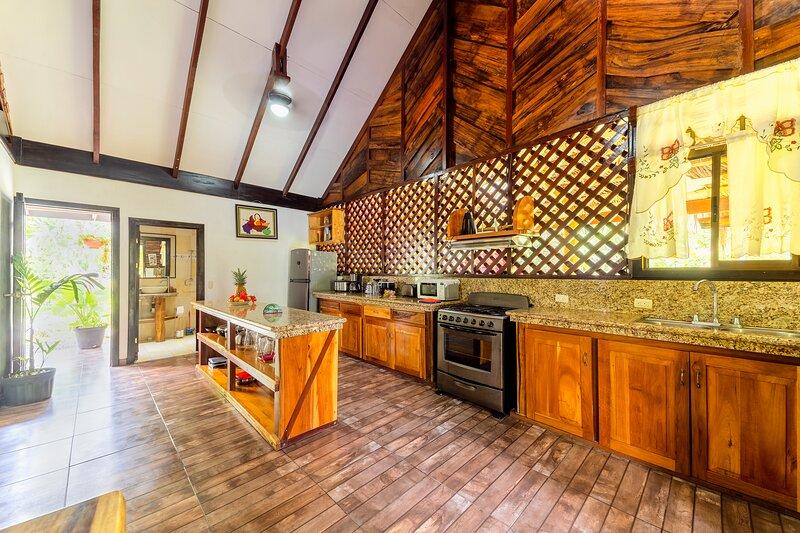 Casa Shaquir., vacation rental in Puerto Viejo de Talamanca