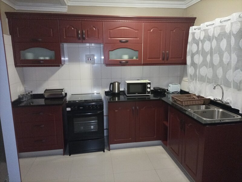 Semuya Apartments, holiday rental in Copperbelt Province