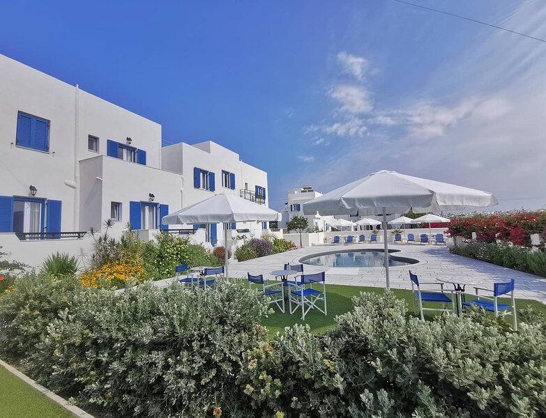 Ikaros Studios & Apartments, alquiler de vacaciones en Naxos