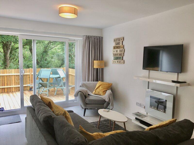 Sandy Toes, Millendreath Beach, Cornwall, casa vacanza a Seaton