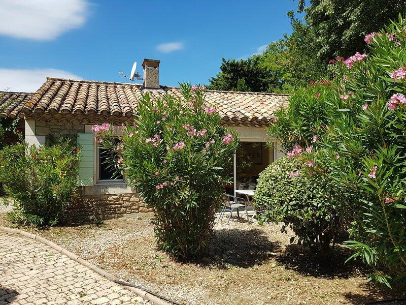 cottage Philippe's farm, casa vacanza a Mas-Blanc-des-Alpilles
