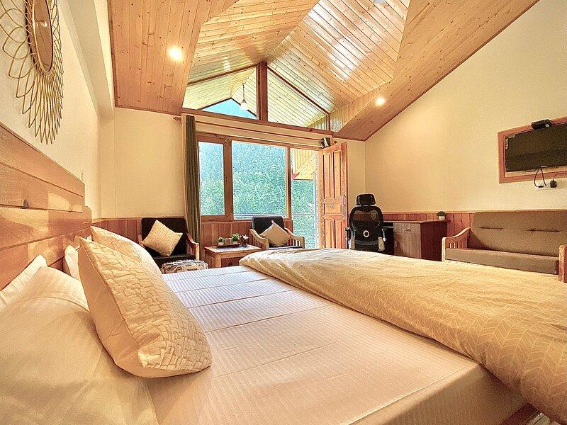Winters Brook Homestay Cottage, vacation rental in Shuru