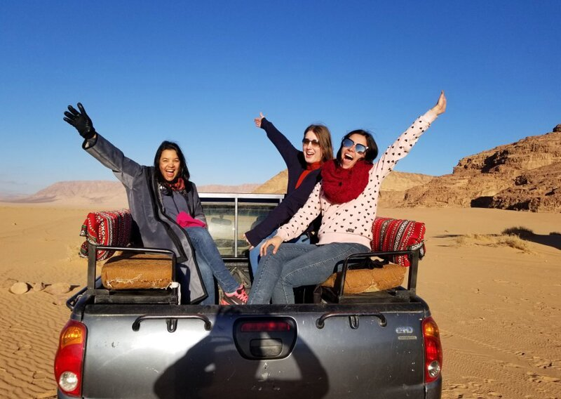 Full Day Jeep Tour + Overnight in our Bedouin Camp - Wadi Rum Shining Star, holiday rental in Al Aqabah Governorate