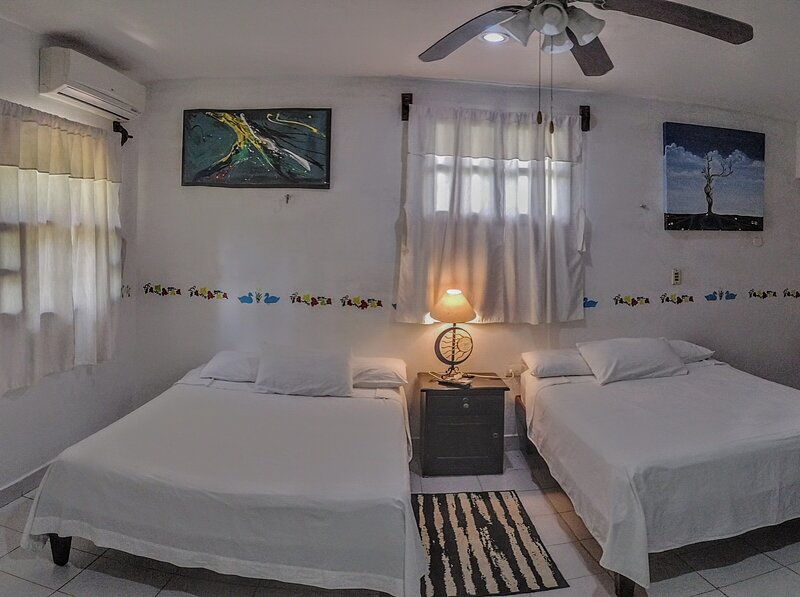 La Casa del Angel - Studio for 4 (Room 3), alquiler vacacional en Valladolid