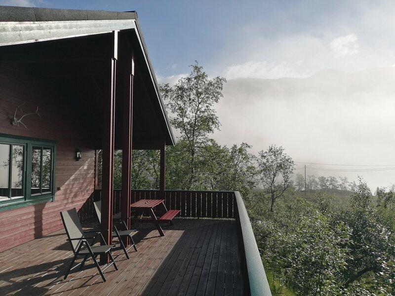 Reinunga Eco-Hytta, holiday rental in Vossestrand
