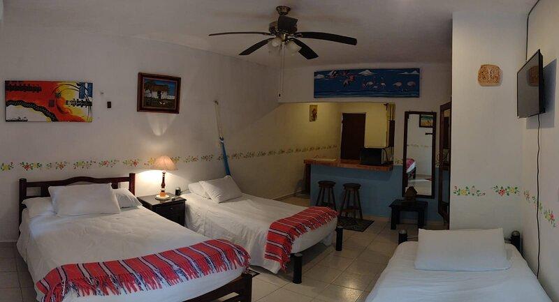 La Casa del Angel - Family Studio, alquiler de vacaciones en Yucatán