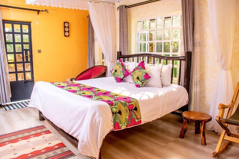 Mulembe Villa,Kakamega, alquiler de vacaciones en Gisambai