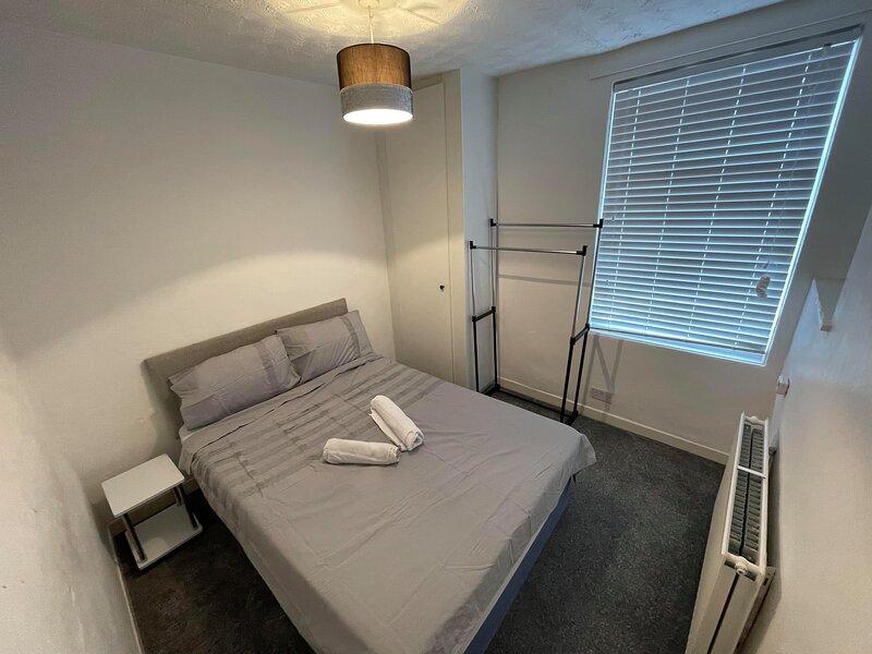2 Bed house near Everton Football Club Liverpool, alquiler de vacaciones en New Brighton