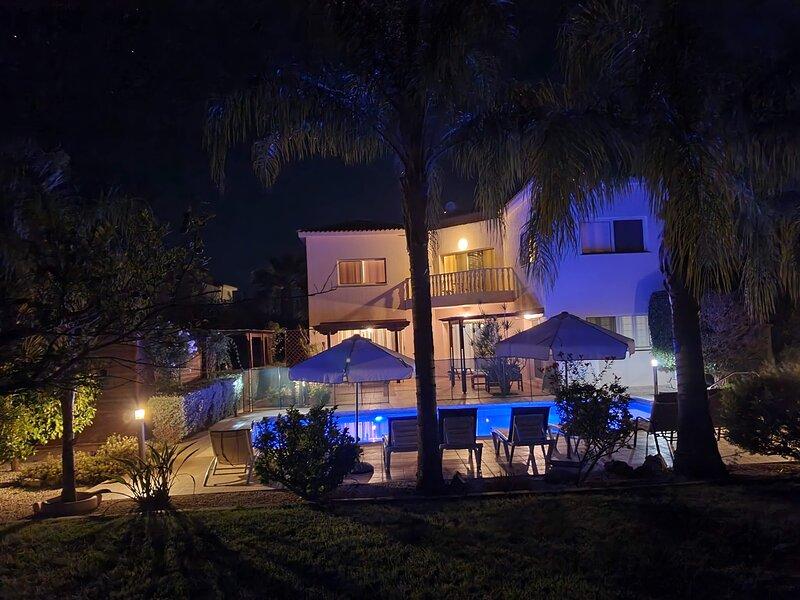 Lemon Grove Villa, alquiler vacacional en Pafos