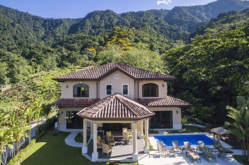 Casa de Britt, Ojochal, aluguéis de temporada em Coronado