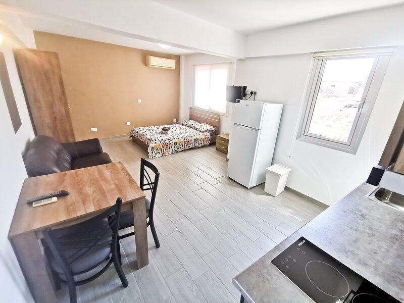 Hidden Gem City Studio, holiday rental in Livadia