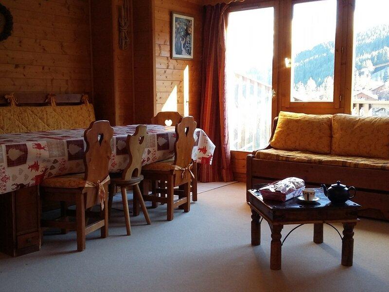 Espace et détente !, holiday rental in La Tania