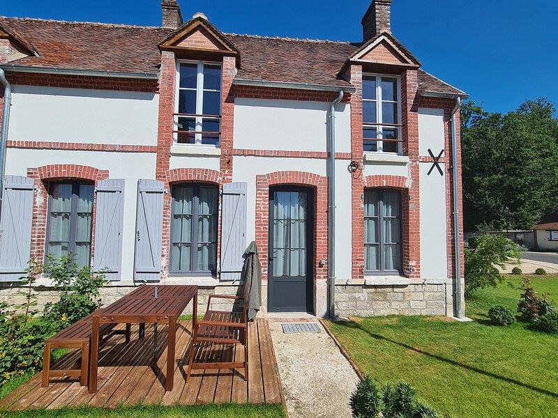 Gîte de l'Etang, casa vacanza a Chatillon-Coligny