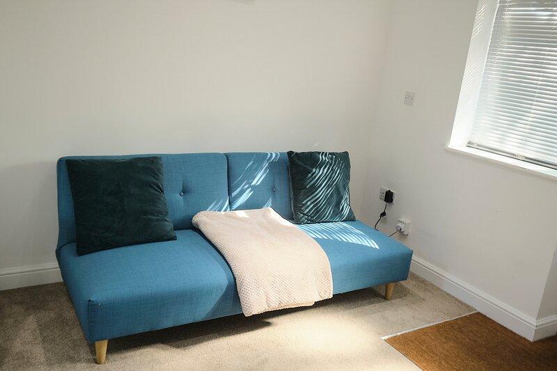 Modern Flat in Central Cambridge, holiday rental in Needingworth