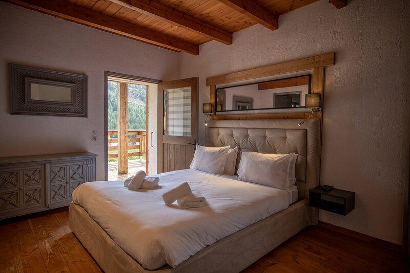 Chalet Petit Ours - Isola 2000, aluguéis de temporada em Sant'Anna di Valdieri