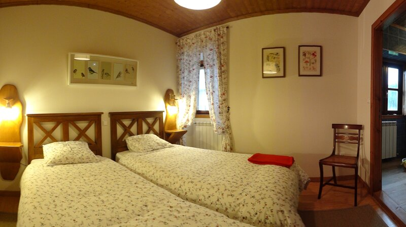 Ecotura Country House, holiday rental in Lobios