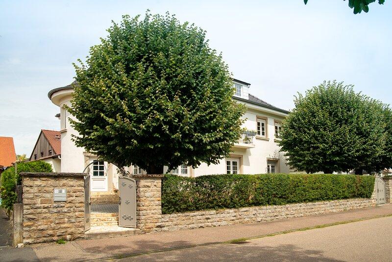 Ferienwohnung in Jagsthausen, location de vacances à Bad Wimpfen