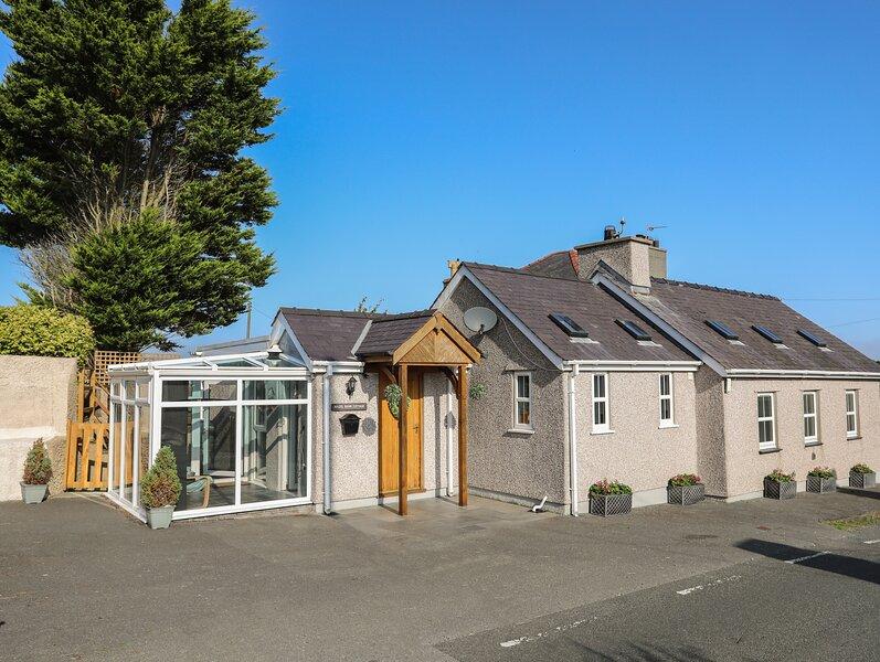 Hazel Bank Cottage, Amlwch, alquiler vacacional en Amlwch