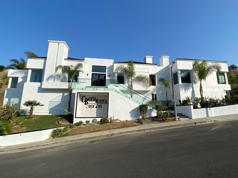 Mansion in Baldwin Hills with City Views, holiday rental in Culver City