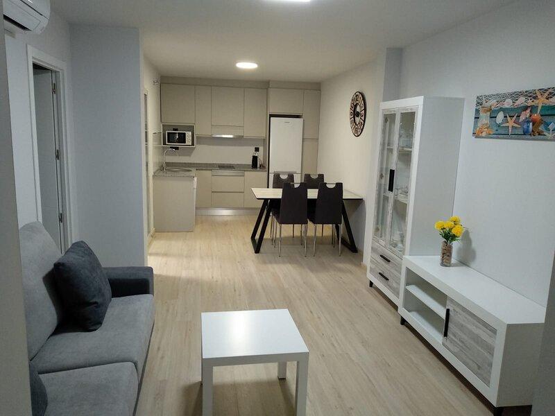 APTMUNDO  BAJAMAR  Precioso apartamento planta baja junto al mar, casa vacanza a Pucol