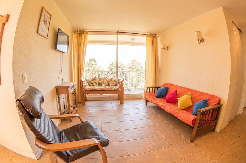Oceana Suites Bahía Pelícanos ∙ Suite L94, vacation rental in Puchuncavi