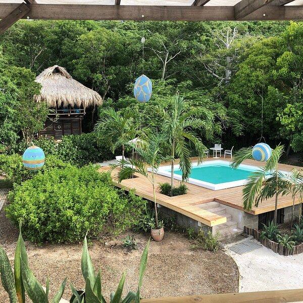 Exclusiva Villa Estilo tropical en isla Barú!, location de vacances à Isla Grande