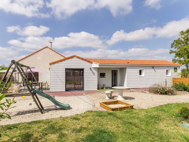 Chatoinou, holiday rental in Frossay
