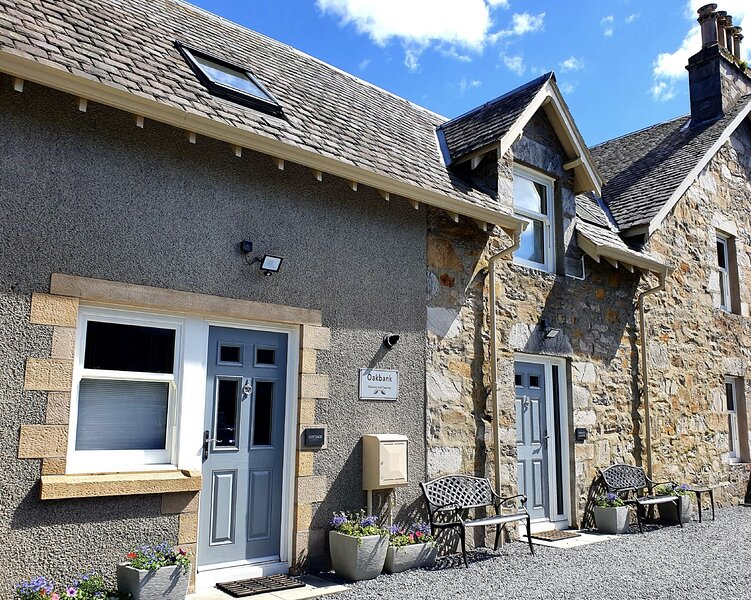 Oakbank Cottage, holiday rental in Blair Atholl